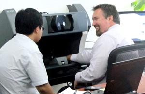 robotic surgery training
