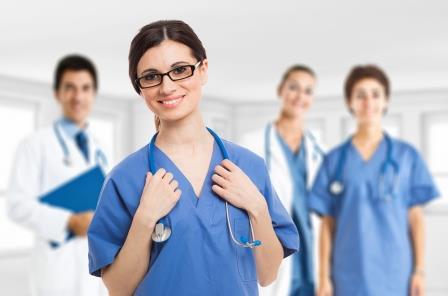 compressed nurse