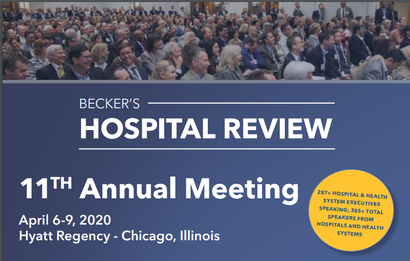 Becker's 11th Hospital Review